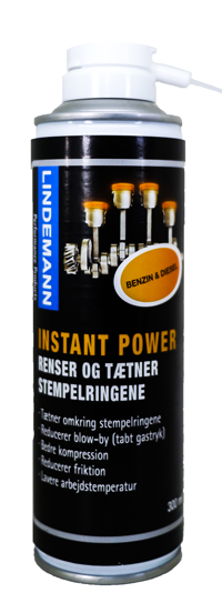 Instant Power - Stempelringe